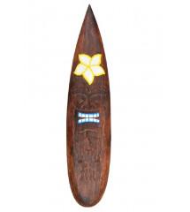 grande planche de surf bois...