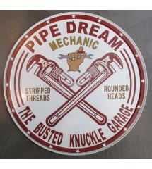 plaque pipe dream mechanic...