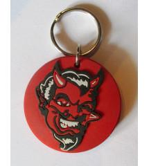 porte clé devil rouge...
