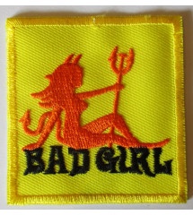 patch bad girl diablesse...