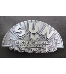 boucle ceinture sun record company rumble59