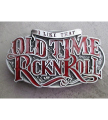 boucle ceinture old time rock & roll rumble59