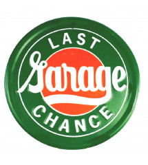 tole last chance garage 60cm