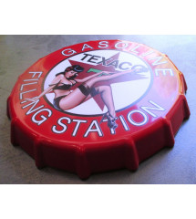 capsule texaco filling station
