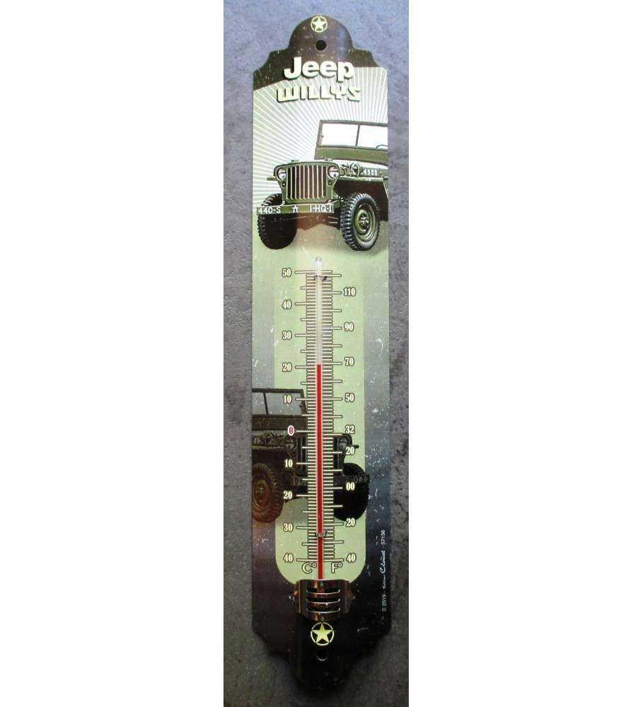 thermometre clouet jeep willis