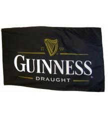 drapeau guinness  draught 150x90cm