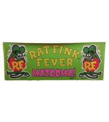 banderole rat fink fever mazooma