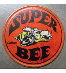plaque dodge super bee...