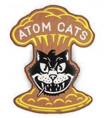 gros patch atom cats 26 x20...