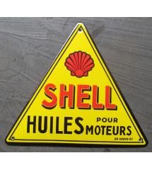 mini plaque emaillée shell...