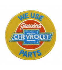 patch chevrolet parts