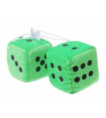 fuzzy dice pour retroviseur...