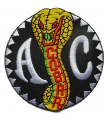 patch AC cobra rond 7cm...