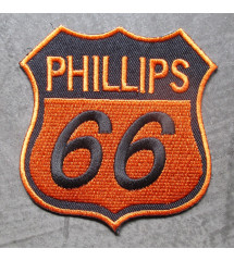 patch phillips 66 blason...