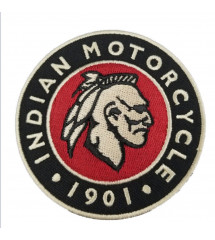 patch indian motorcycle...
