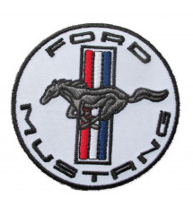patch ford mustang rond...