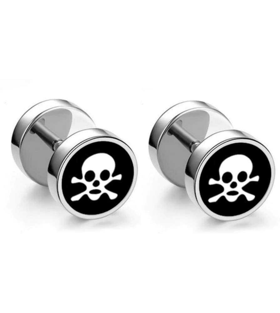 paire boucle d oreille pirate