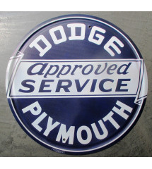 plaque dodge plymouth...