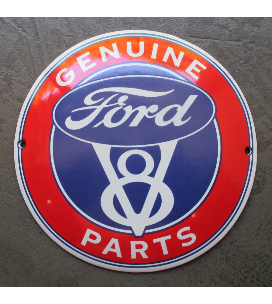 tole logo ford v8