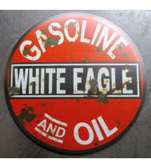 plaque decorative white...