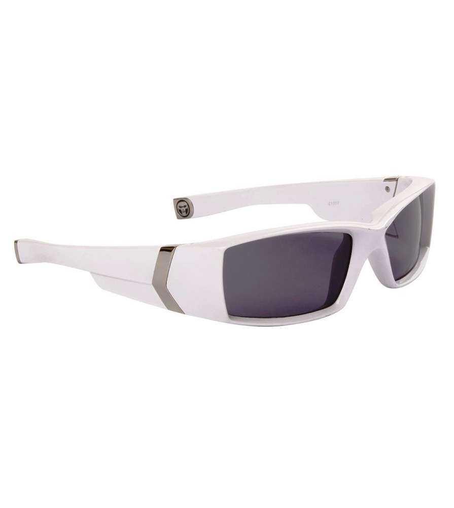 lunette zombie eyes z1007 blanche ,