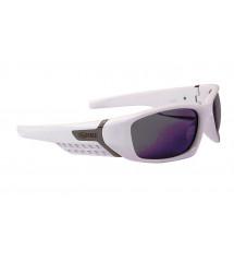 lunette de soleil z1012 blanche , zolbie eyes wear .