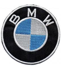 patch bmw logo rond