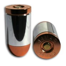 levier de vitesse balle 44 magnum pommeau en metal universel