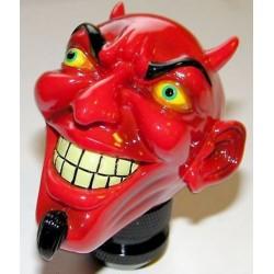 levier de vitesse diable rouge devil universel  adaptateur