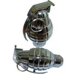 levier de vitesse grenade chrome pommeau auto universel
