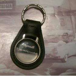 porte clé cuir plymouth hemicuda
