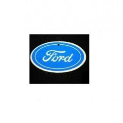 désodorisant Ford oval bleu logo capri taunus  ka mustang