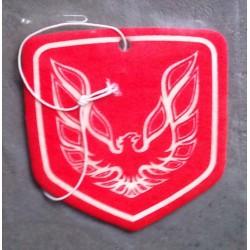 désodorisant pontiac aigle rouge firebird auto voiture
