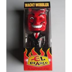 figurine el diablo costume noir rare devil diable statuette