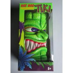 figurine tiki vert flashy 17cm marque hot rod underground