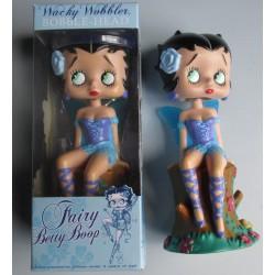 figurine betty boop fée fairy statuette bobble head 17cm