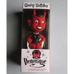 figurine diablesse devil girl statuette bobble head rare usa