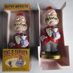 figurine sike o shriner rare statuette monstre  bobble head