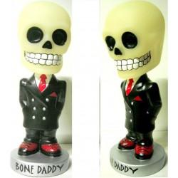 figurine bone daddy geant 45cm  tres rare statuette rock rol