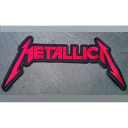 gros patch metallica 39cm dos veste ecusson groupe hard rock