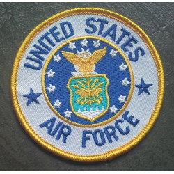 patch US air force united states ecusson thermocollant