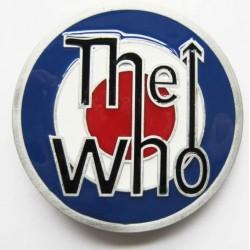 boucle de ceinture the who groupe rock roll homme femme