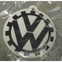 désodorisant vieux logo vw  volkswagen kdf cox combi golf buggy senteur vanille
