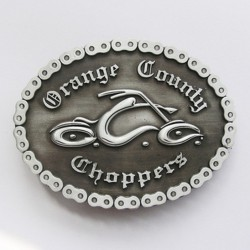 boucle de ceinture orange county choppers chaine alu bike