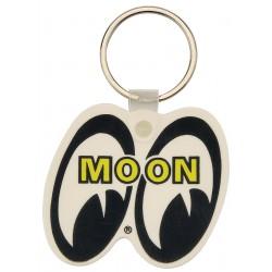 porte clé moon blanc mooneyes import usa plastique souple