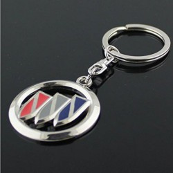 porte clé logo buick simple metal voiture americaine usa