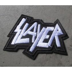 patch groupe hard rock kizz écusson  rectangulaire thermocollant pour veste blouson